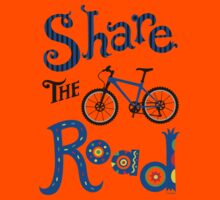 Share the Road    Kids Clothes