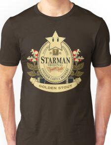 Starman Original:  Golden Stout Unisex T-Shirt