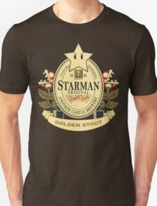 Starman Original:  Golden Stout T-Shirt