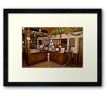 Brewery Framed Print