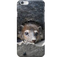 Snuggle down iPhone Case/Skin