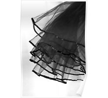 tulle  Poster