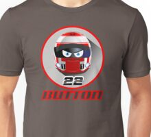 Jenson BUTTON_2014_Helmet #22 Unisex T-Shirt