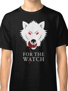 For The Watch Classic T-Shirt