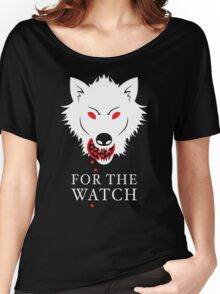 For The Watch Women's Relaxed Fit T-Shirt