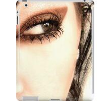 Just A Glimpse iPad Case/Skin