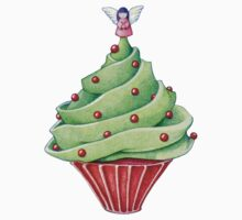 Christmas Tree Cupcake Kids Clothes