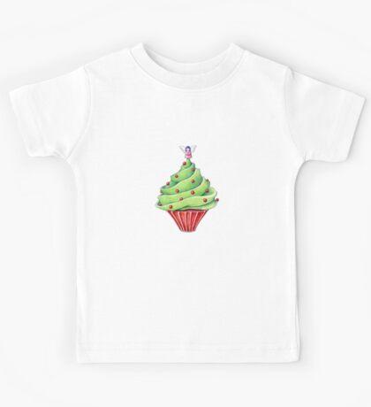 Christmas Tree Cupcake Kids Clothes