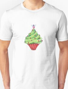 Christmas Tree Cupcake T-Shirt