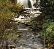 meigs waterfall Sticker