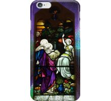 Window of St Peter's Anglican Church, Murrumbeena iPhone Case/Skin