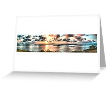 """From Flagstaff Hill Bowen"" Greeting Card"