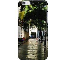 A London lane iPhone Case/Skin