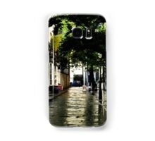 A London lane Samsung Galaxy Case/Skin