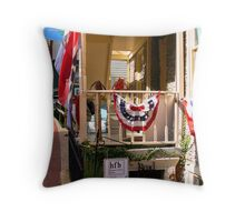 Harpers Ferry Books Throw Pillow