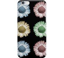 Pop Art Daisy x 6 iPhone Case/Skin