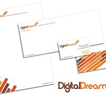 DigitalDreams Stationery by Ashley Peyton