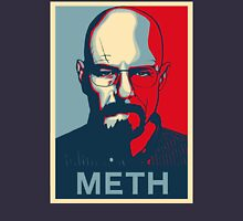 Walter White METH poster Unisex T-Shirt