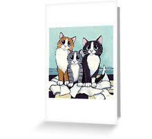 The Likely Suspects Greeting Card