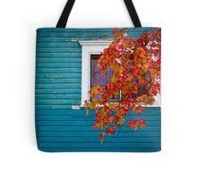 Cottage Colors Tote Bag