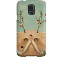 Cat Deity Samsung Galaxy Case/Skin