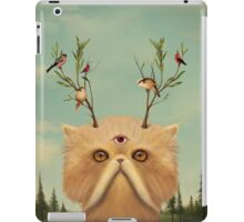Cat Deity iPad Case/Skin