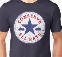 Conserve All Rats Unisex T-Shirt