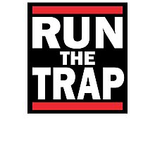RUN the TRAP Photographic Print