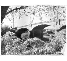 Columbus Bridge Poster