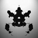 Rorschach - Watchmen by Ely Prosser