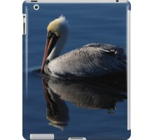 brown pelican iPad Case/Skin