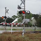 Railroad Crossing by TxGimGim