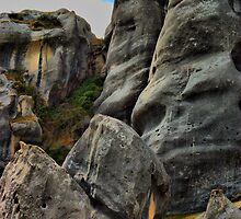 Limestone Formations4 by johngs