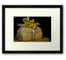 Whole Wheat Framed Print