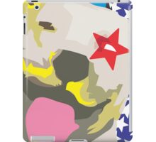 All-American Pit Bull iPad Case/Skin