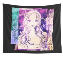 LILAS 2011-2015 portrait Wall Tapestry