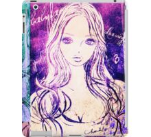 LILAS 2011-2015 portrait iPad Case/Skin