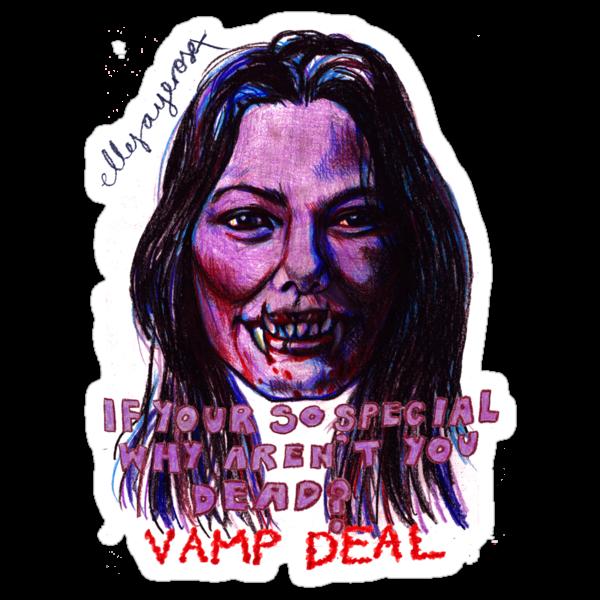 Vamp Deal by ellejayerose