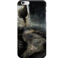 All that we have Given (water-colours; mixed media) - part five of DAMAGE preview iPhone Case/Skin