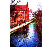 City Colors Photographic Print