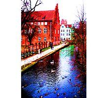 City Colors Photographic Print
