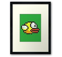 Flappy Bird Framed Print