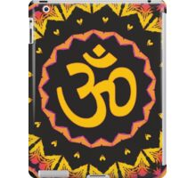 Aum Retro Love iPad Case/Skin