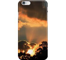 The morning  offering iPhone Case/Skin