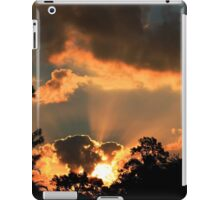 The morning  offering iPad Case/Skin