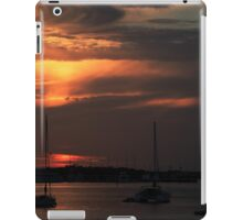Cloudy morning iPad Case/Skin