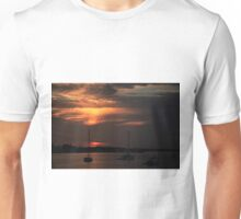Cloudy morning Unisex T-Shirt