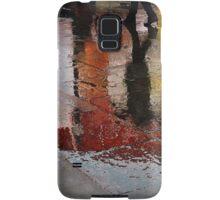 Rain and reflections Samsung Galaxy Case/Skin