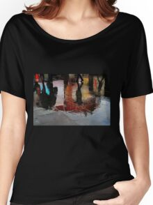 Rain and reflections Women's Relaxed Fit T-Shirt