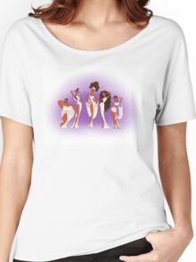 The Singing Muses Women's Relaxed Fit T-Shirt